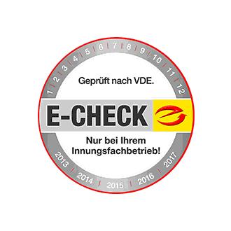 Logo E-Check